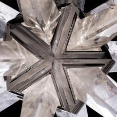 Alexandre Vossion STAR III Rock Crystal Chandelier - 664287