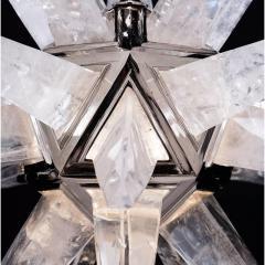 Alexandre Vossion STAR III Rock Crystal Chandelier - 664289