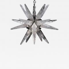 Alexandre Vossion STAR III Rock Crystal Chandelier - 665212
