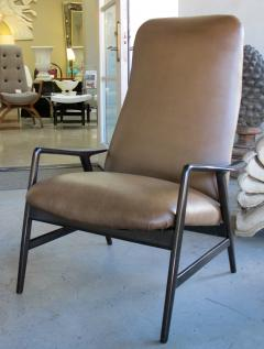 Alf Svensson A Danish Modern Alf Svensson for Fritz Hansen Reclining Lounge Chair - 310075