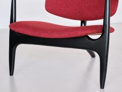 Alfred Hendrickx Alfred Hendrickx S3 Armchair Designed for Sabena Airlines Belgium 1958 - 1921238