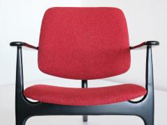 Alfred Hendrickx Alfred Hendrickx S3 Armchair Designed for Sabena Airlines Belgium 1958 - 1921239