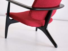 Alfred Hendrickx Alfred Hendrickx S3 Armchair Designed for Sabena Airlines Belgium 1958 - 1921240