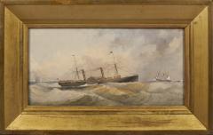 Alfred Jones Portrait of a Steamship - 327212