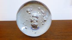 Alfredo Barbini Alfredo Barbini Murano Glass Sphere - 1165114