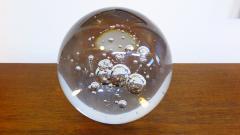 Alfredo Barbini Alfredo Barbini Murano Glass Sphere - 1165115