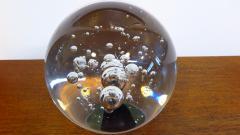 Alfredo Barbini Alfredo Barbini Murano Glass Sphere - 1165116