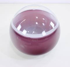 Alfredo Barbini Rare Handblown Italian Murano Glass Lamp by Alfredo Barbini - 321473