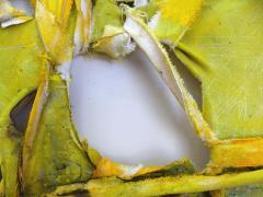 Alfredo Ulloa Alfredo Ulloa Pierre Yellow 1 Abstract Painting - 534637