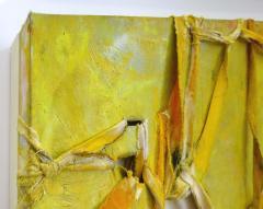 Alfredo Ulloa Alfredo Ulloa Pierre Yellow 1 Abstract Painting - 534638