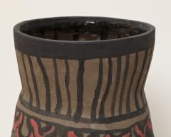 Alice Gavalet Brown Vase - 1047862