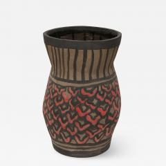 Alice Gavalet Brown Vase - 1050264
