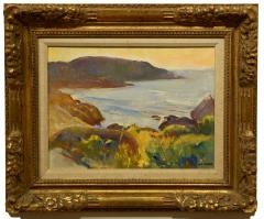 Alice Kent Stoddard Late August Monhegan View from the WikWak  - 1274512