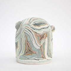 Alice Walton Mori Mandi contemporary ceramic sculpture by Alice Walton - 1627018