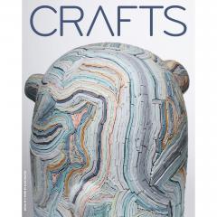 Alice Walton Mori Mandi contemporary ceramic sculpture by Alice Walton - 1627019