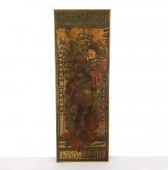 Alphonse Maria Mucha ALPHONSE MUCHA LORENZACCIO poster 1890 - 933020