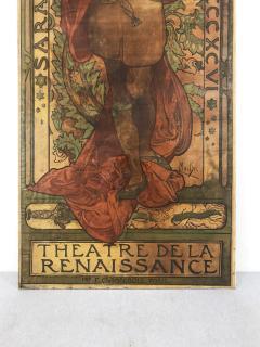 Alphonse Maria Mucha ALPHONSE MUCHA LORENZACCIO poster 1890 - 933024