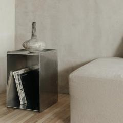 Aluminium Box Table - 1188335