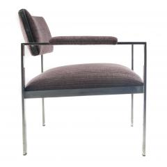 Aluminum Lounge Chair in the Style of Harvey Probber Circa 1960s - 674935