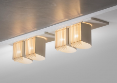 Alvar Aalto A pair of ceiling lights by Alvar Aalto - 1952858
