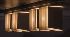 Alvar Aalto A pair of ceiling lights by Alvar Aalto - 1952882