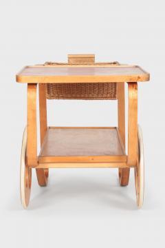 Alvar Aalto Alvar Aalto Bar Cart Wohnbedarf 30 s - 1479408