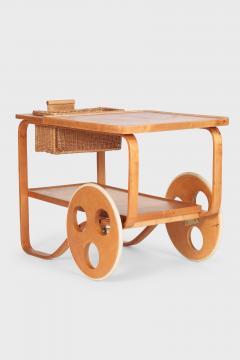 Alvar Aalto Alvar Aalto Bar Cart Wohnbedarf 30 s - 1479409