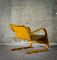 Alvar Aalto Alvar Aalto Cantilever Lounge Chair model 31 42 - 428488