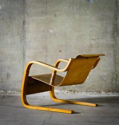 Alvar Aalto Alvar Aalto Cantilever Lounge Chair model 31 42 - 428489