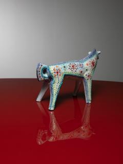 Alvino Bagni Ceramic Horse Sculpture by Alvino Bagni for Bitossi - 1179237