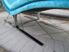 Amazing Chrome Chaise Longue for Brayton International - 1760282