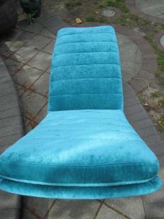 Amazing Chrome Chaise Longue for Brayton International - 1760286