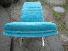Amazing Chrome Chaise Longue for Brayton International - 1760291