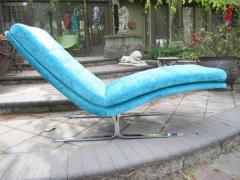 Amazing Chrome Chaise Longue for Brayton International - 1760293