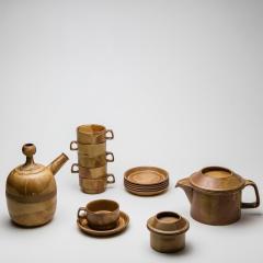 Ambrogio Pozzi Compact Tea Set by Ambrogio Pozzi - 820623