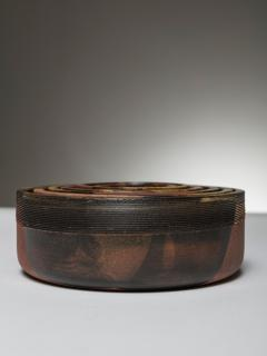 Ambrogio Pozzi Set of Nesting Ceramic Bowls by Ambrogio Pozzi for Ceramiche Pozzi - 906929