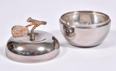 American 1960s silver apple - 1495498