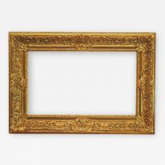 American 20th Century Gilded Regence Picture Frame 23x39  - 1112984
