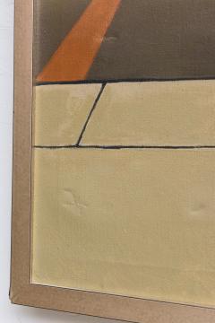 American 20th Century Oil on Canvas Robert Springfels - 2101869