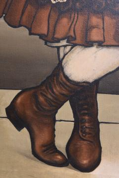 American 20th Century Oil on Canvas Robert Springfels - 2101872
