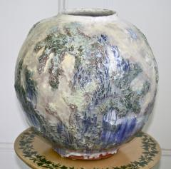 American Arts Crafts Pottery Vase - 1860323