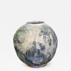 American Arts Crafts Pottery Vase - 1861463