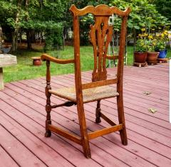 American Chippendale Great Chair circa 1760 - 2125544