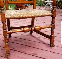 American Chippendale Great Chair circa 1760 - 2125545