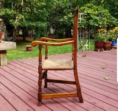American Chippendale Great Chair circa 1760 - 2125548