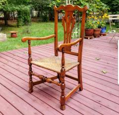 American Chippendale Great Chair circa 1760 - 2125549