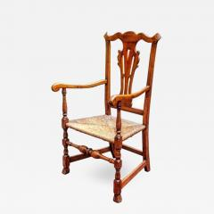 American Chippendale Great Chair circa 1760 - 2125923