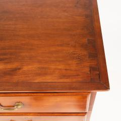 American Chippendale cherry chest of drawers - 1931947