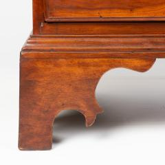 American Chippendale cherry chest of drawers - 1931958