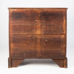 American Chippendale cherry chest of drawers - 1931959